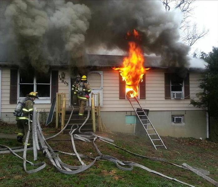 Fire Damage The Most Common Causes of House Fires